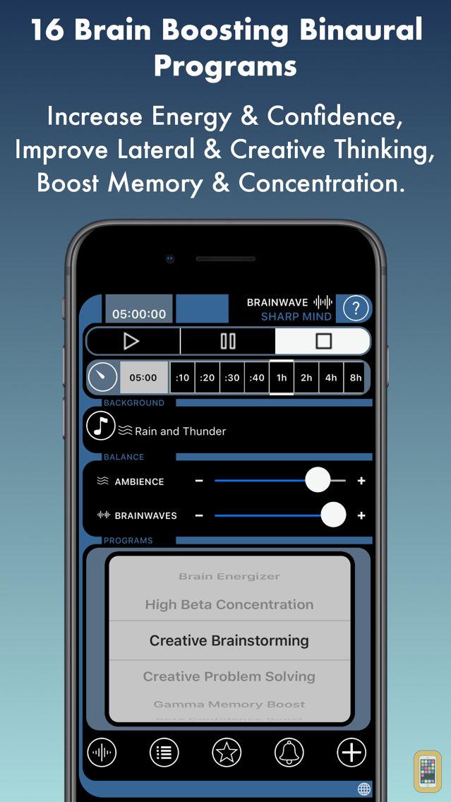 Screenshot - Brain Wave - Sharp Mind ™