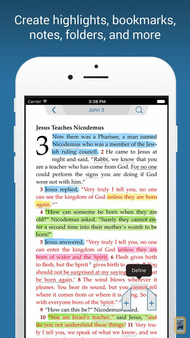 Screenshot - NIV Bible