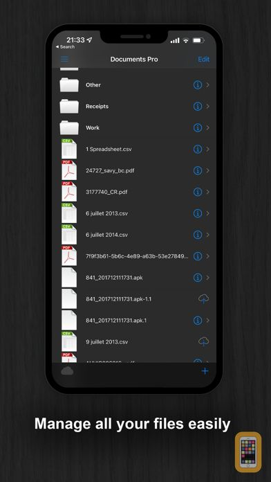 Screenshot - Documents Pro