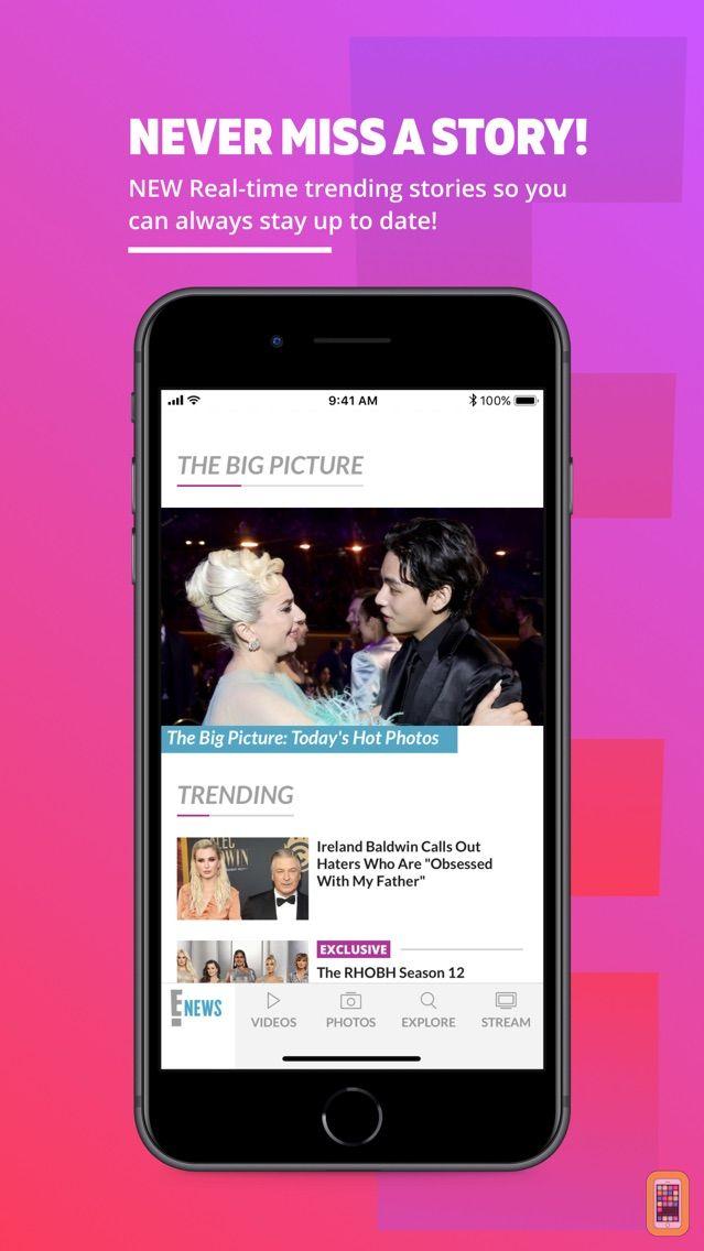 Screenshot - E! News
