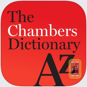 Chambers Dictionary by WordWeb Software (Universal)