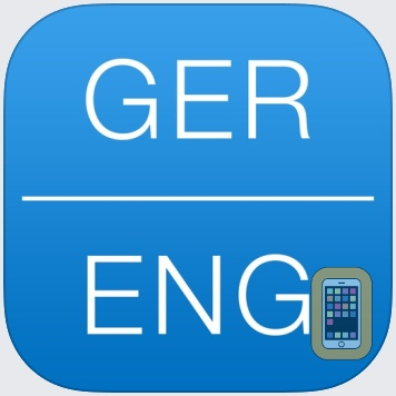 Dictionary German English by BitKnights LLC (Universal)