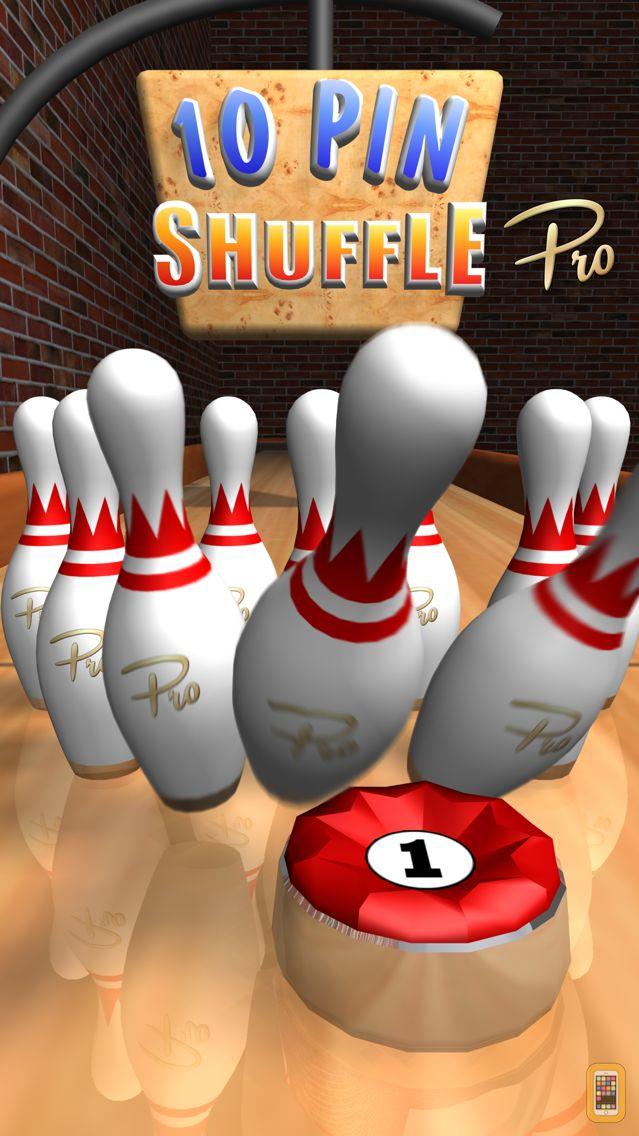 Screenshot - 10 Pin Shuffle Pro Bowling