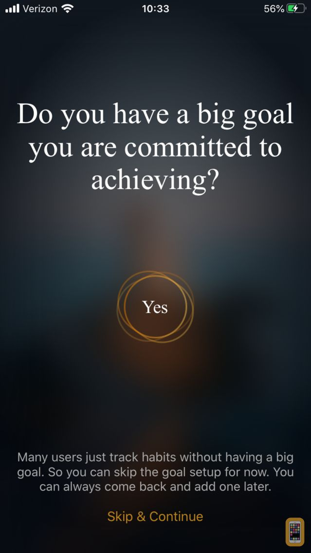 Screenshot - The Habit Factor® PRO