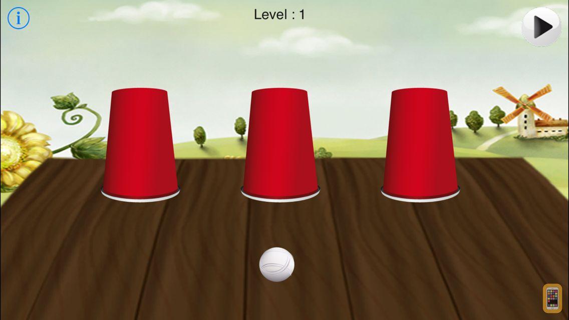 Screenshot - Find the Ball