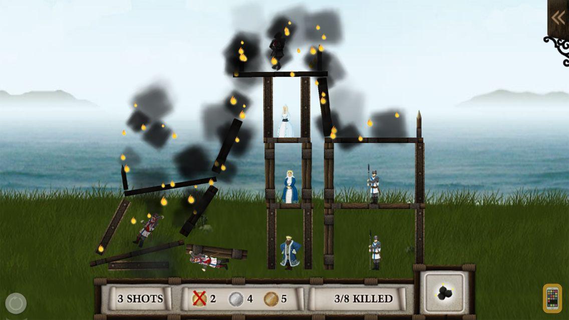 Screenshot - Crush the Castle