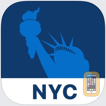 New York Travel Guide and Map by Helge Fahrnberger (Universal)