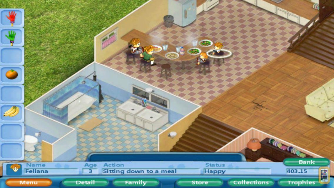 Screenshot - Virtual Families
