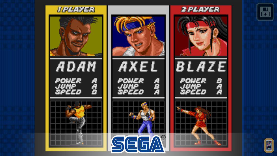 Screenshot - Streets of Rage Classic