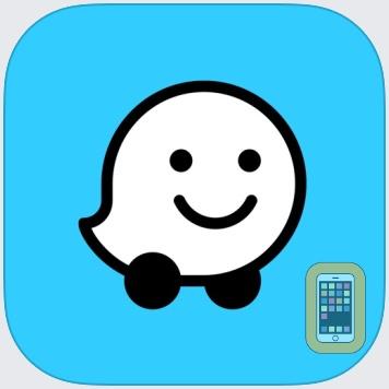 Waze Navigation & Live Traffic by Waze Inc. (Universal)