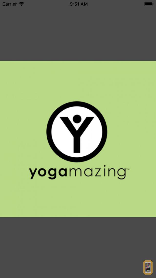 Screenshot - YOGAmazing - Yoga Video App