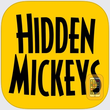 Hidden Mickeys: Disney World by Campbell/Gambill Designs LLC (Universal)