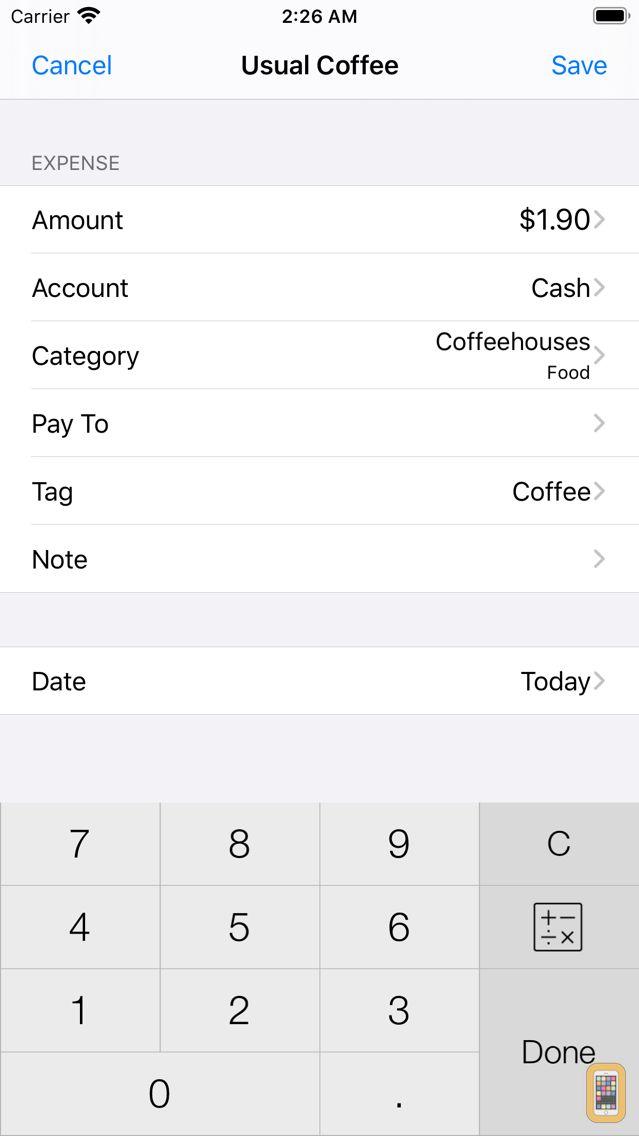 Screenshot - Active Money Pro