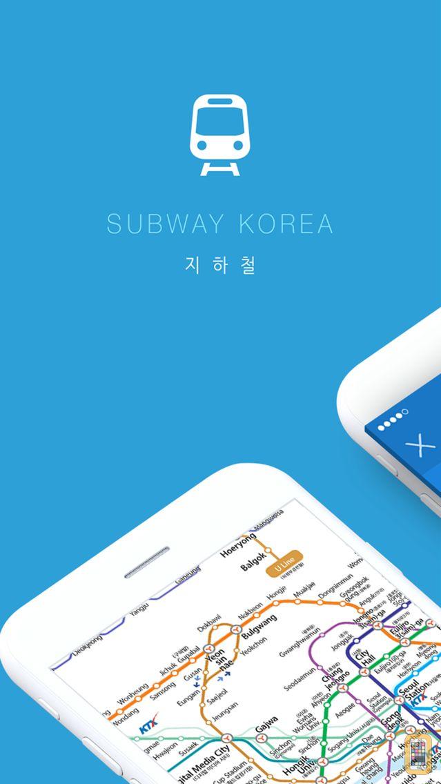 Screenshot - Subway Korea