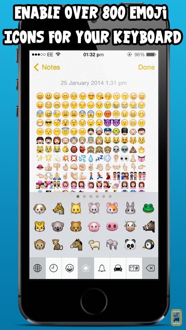 Screenshot - Emoji