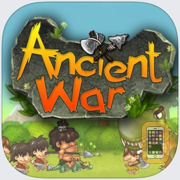 Ancient War by Triniti Interactive Limited (iPhone)