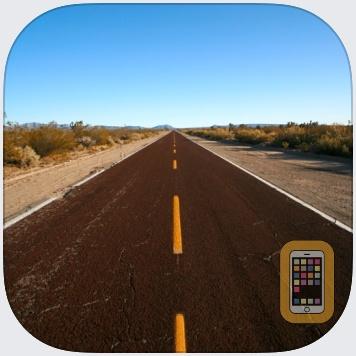 GPS Stone by Francois Lamboley (iPhone)