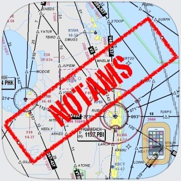 Notam Helper by Mark Bateman (iPhone)