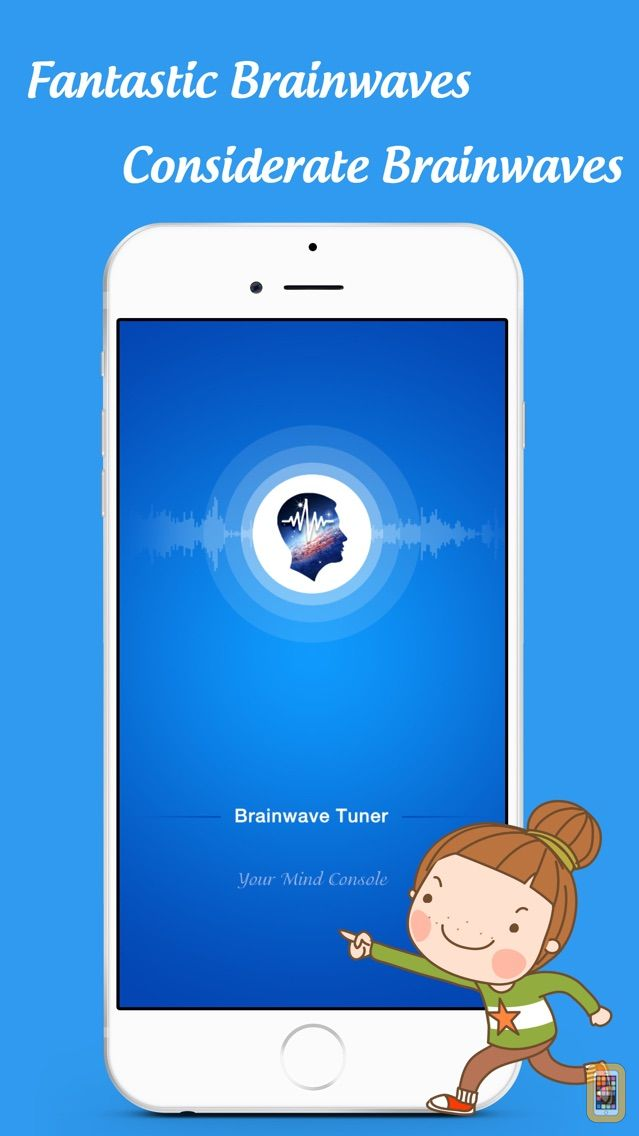 Screenshot - BrainWave Tuner-Binaural beats