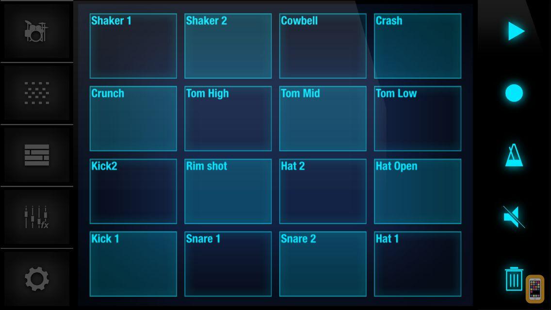 Screenshot - EasyBeats Drum Machine MPC