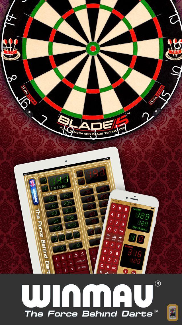 Screenshot - Winmau Darts Scorer