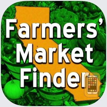 California Farmers' Market Finder by Darwin 3D, LLC (iPhone)