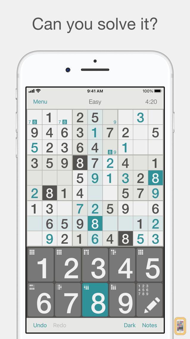 Screenshot - Sudoku″