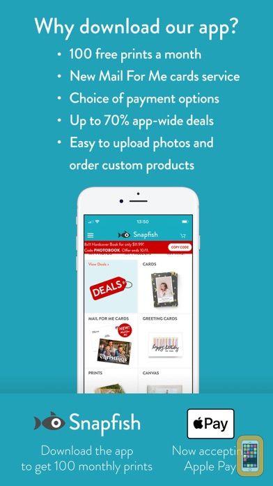 Screenshot - Snapfish: Photos, Cards, Books