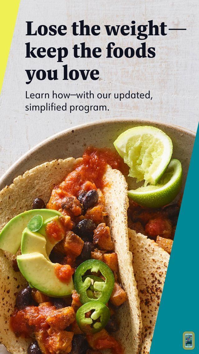 Screenshot - WW Weight Watchers Reimagined