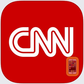 CNN: Breaking US & World News by CNN Interactive Group, Inc. (Universal)