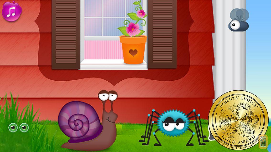 Screenshot - Itsy Bitsy Spider - Easter Egg