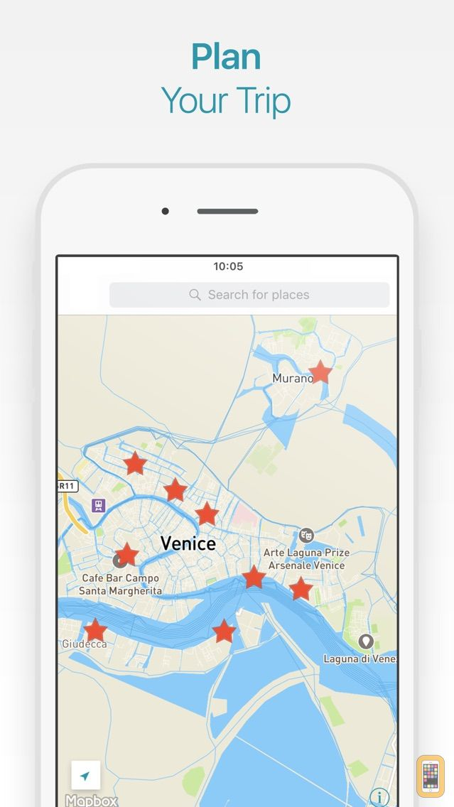 Screenshot - Venice Travel Guide and Map