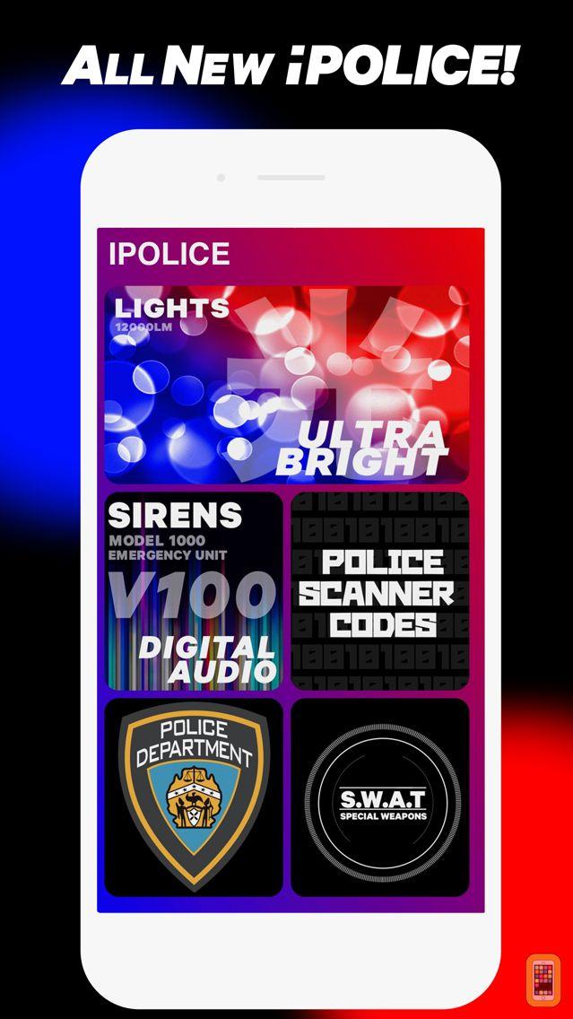 Screenshot - iPolice