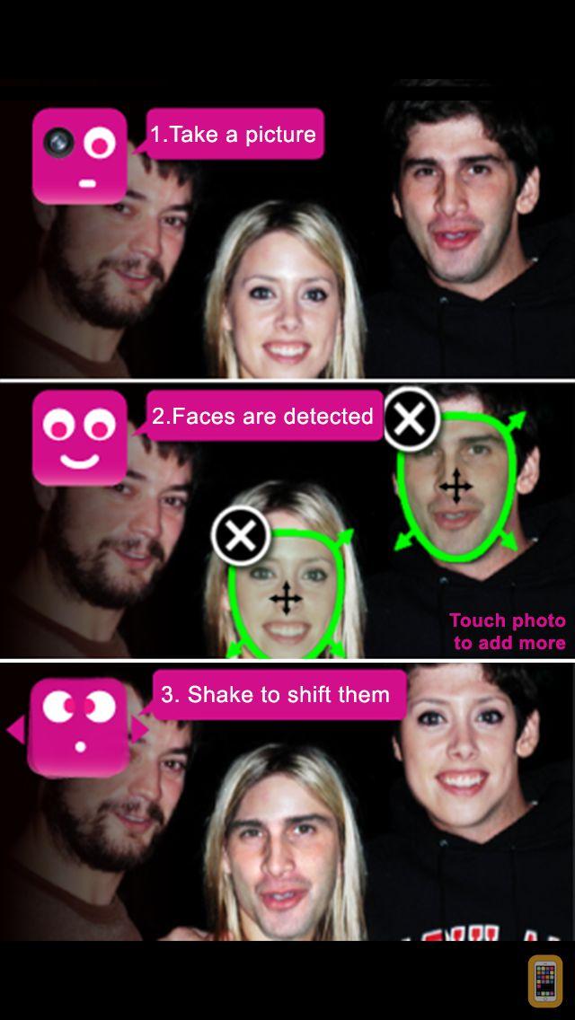 Screenshot - FaceShift