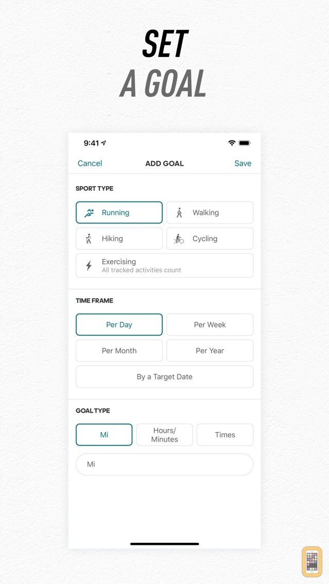 Screenshot - adidas Runtastic Running App