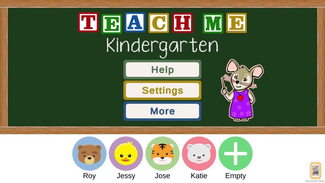 Screenshot - TeachMe: Kindergarten