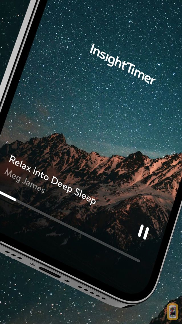Screenshot - Insight Timer - Meditation App