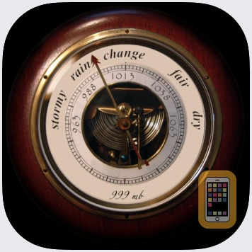 Barometer antique by Pocketkai (Universal)