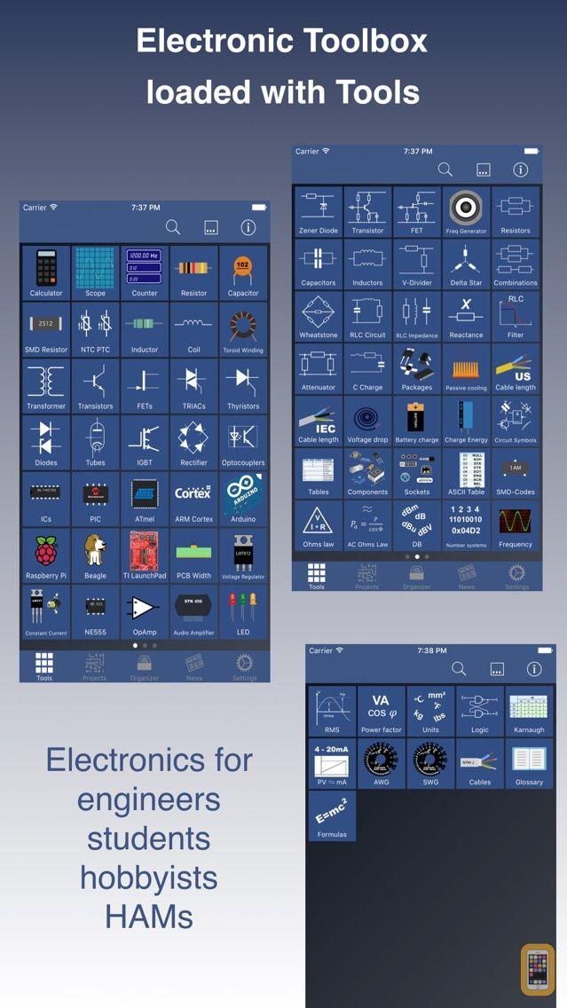 Screenshot - Electronic Toolbox Pro