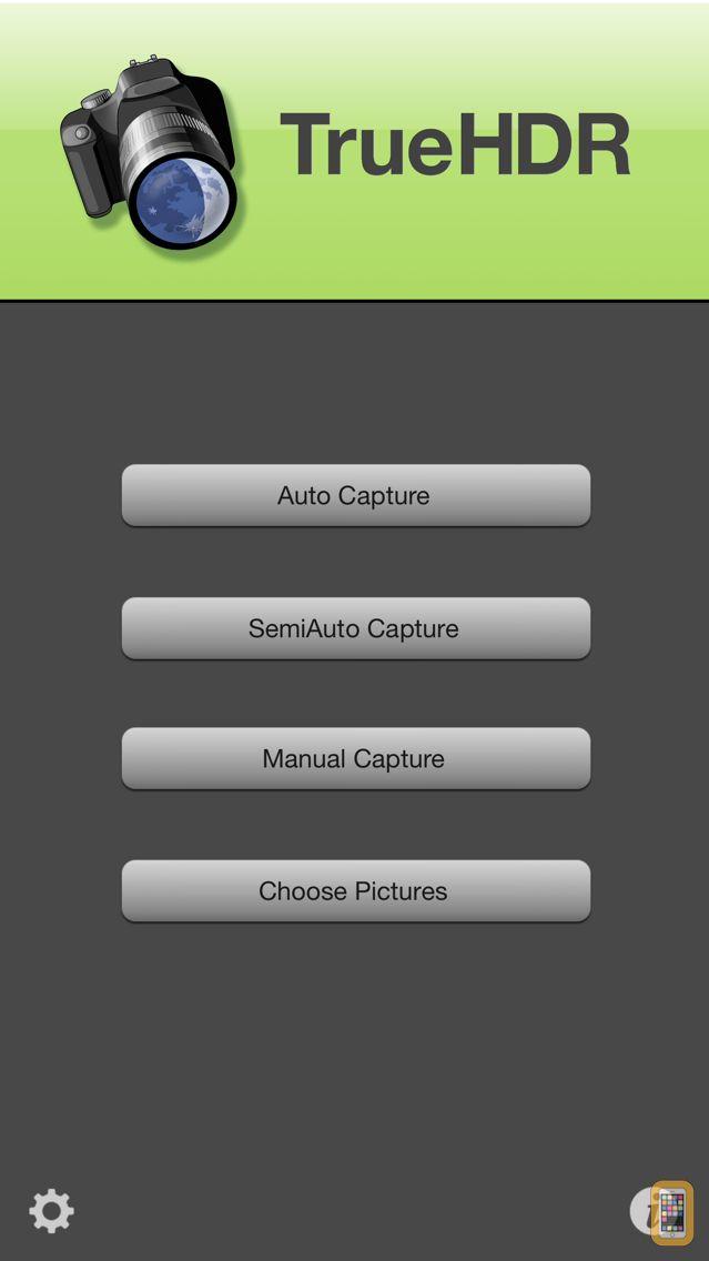 Screenshot - True HDR
