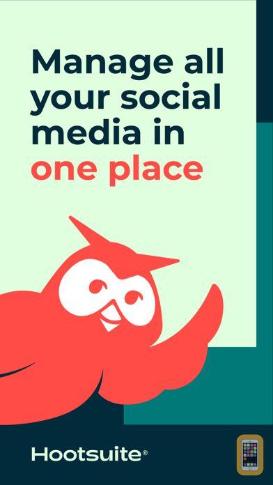 Screenshot - Hootsuite - Social Media Tools