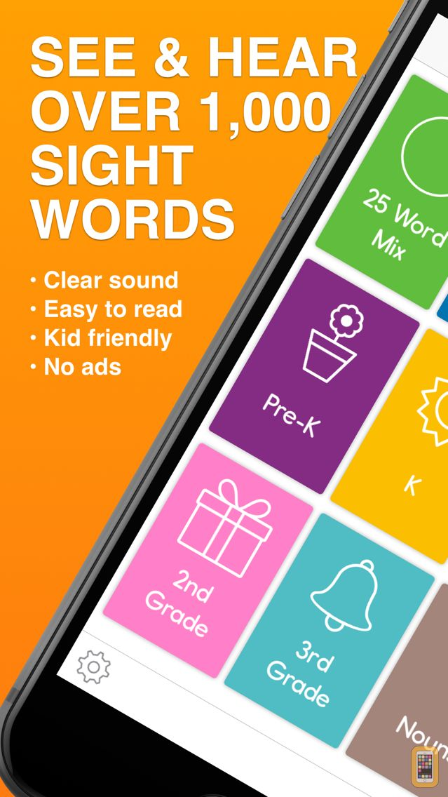 Screenshot - Learn Sight Words