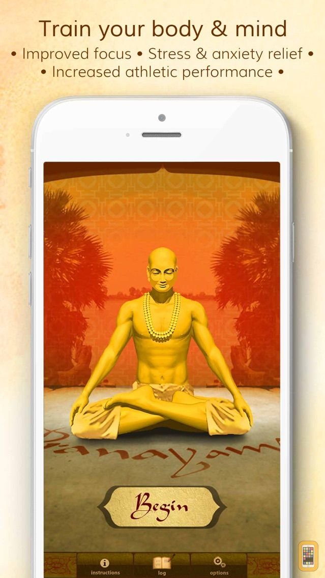 Screenshot - Health through Breath - Pranayama