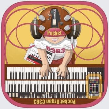 Pocket Organ C3B3 by insideout ltd. (Universal)