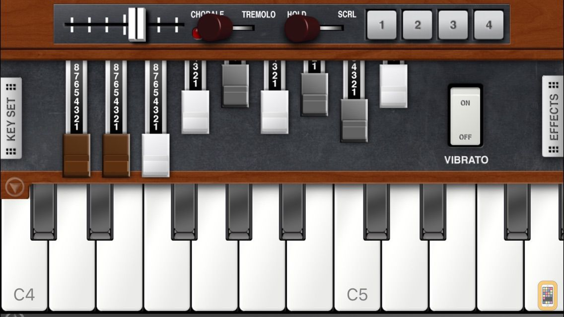 Screenshot - Pocket Organ C3B3