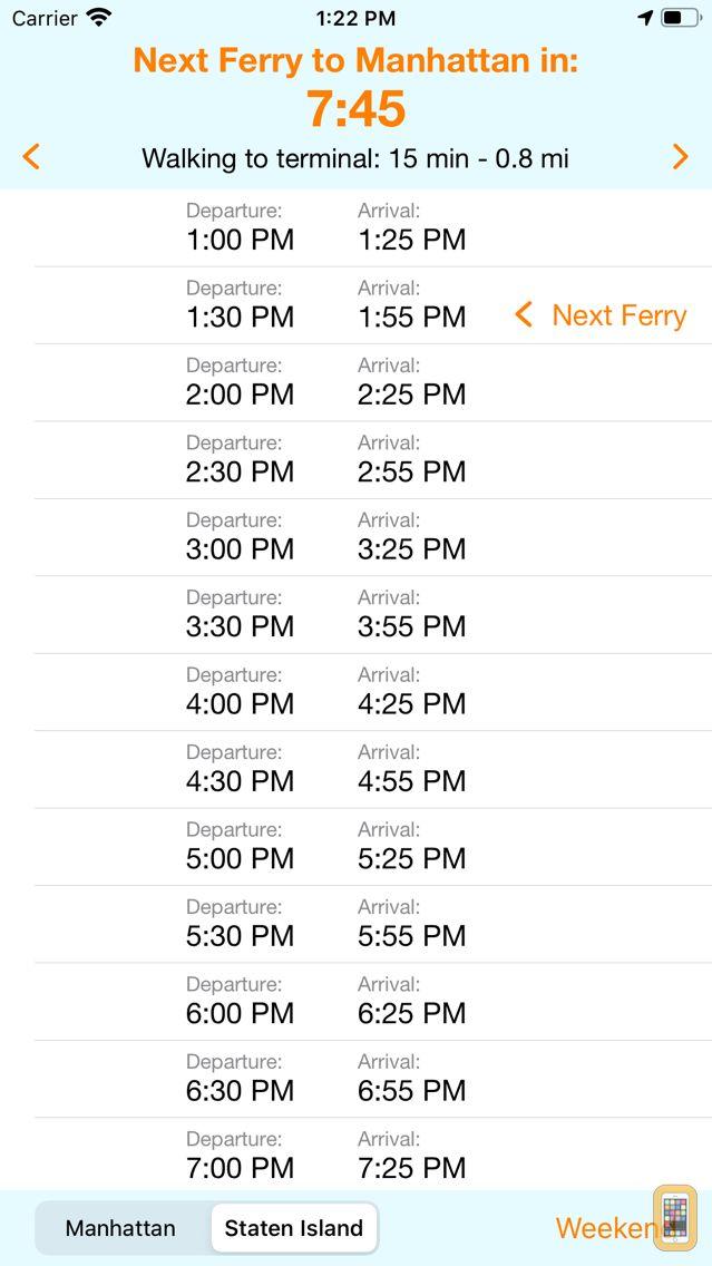 Screenshot - Staten Island Ferry