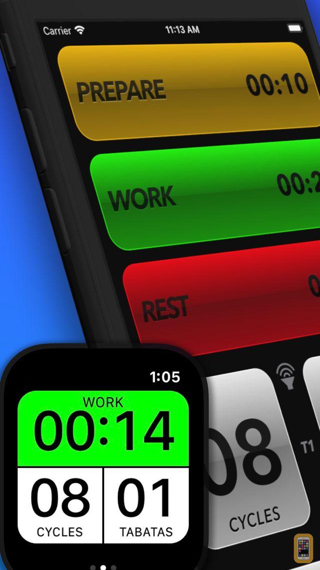 Screenshot - Tabata Pro - Tabata Timer