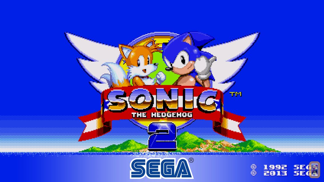 Screenshot - Sonic the Hedgehog 2 Classic