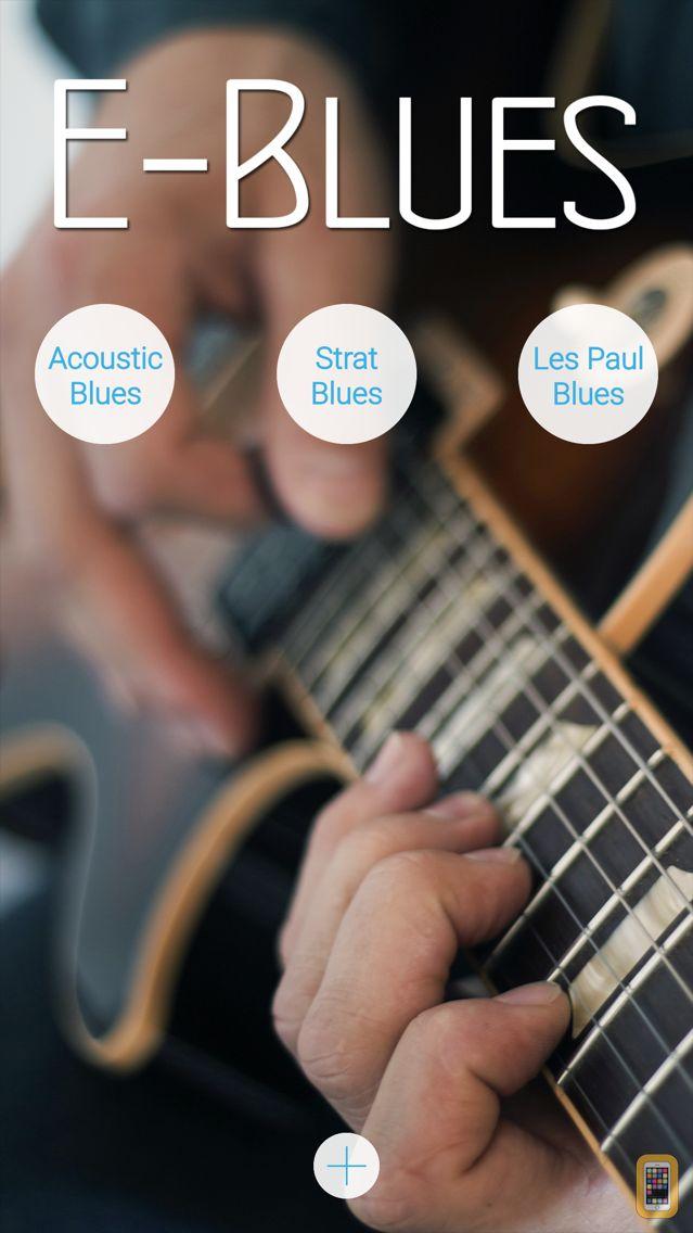 Screenshot - E-Blues : Play the 12 Bar Blues