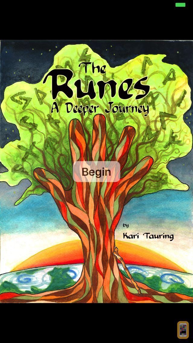 Screenshot - The Runes: A Deeper Journey